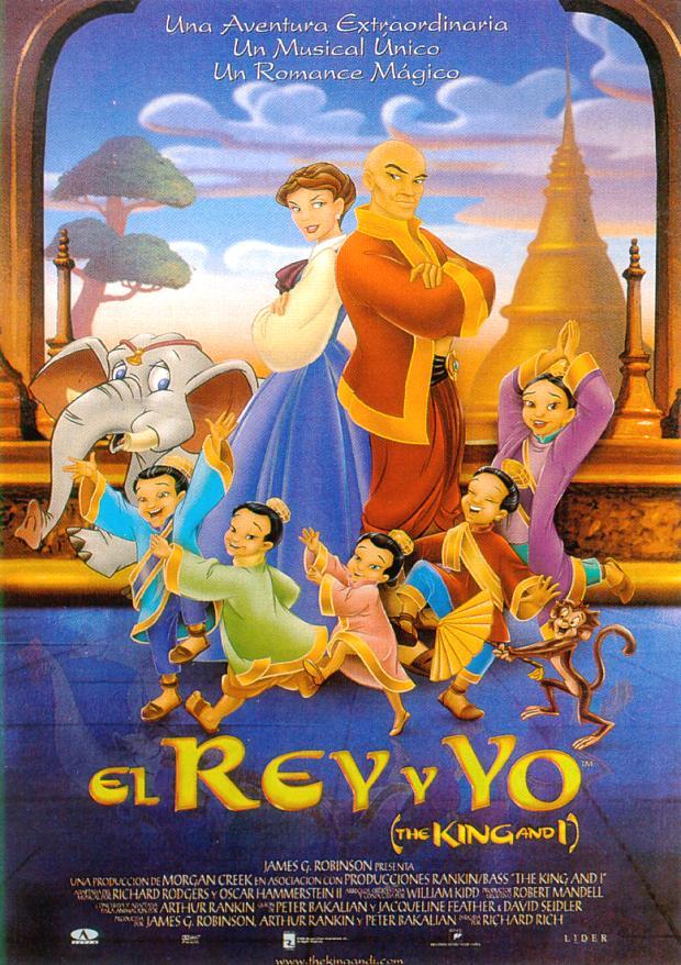 Ana y el Rey (1999) El%20Rey%20y%20yo%20Dibujos