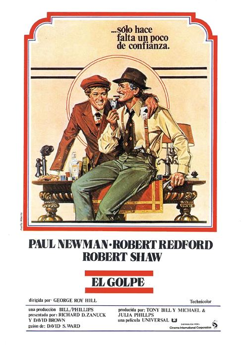 El golpe - The sting
